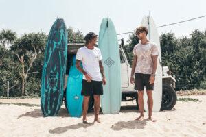 café shop surf weligama