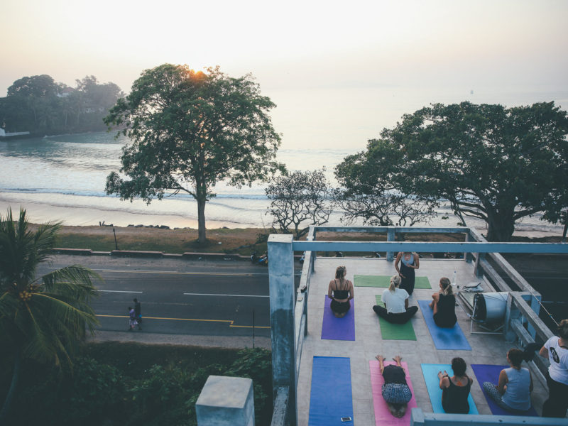 Yoga & Breakfast Event with Bélen