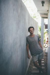 Sam Glazebrook at Ceylon Sliders