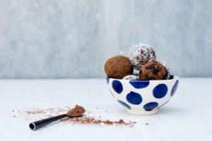 Bliss balls recipe at Ceylon Sliders