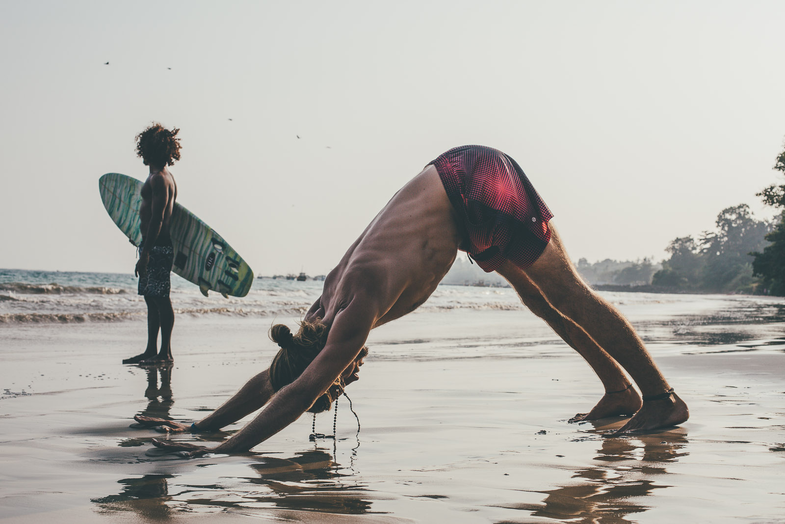 The Best Yoga Poses for Surfers