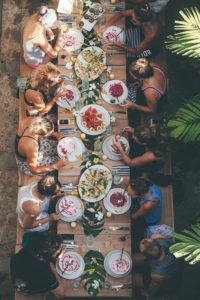 Yoga and Breakfast Hawaii style