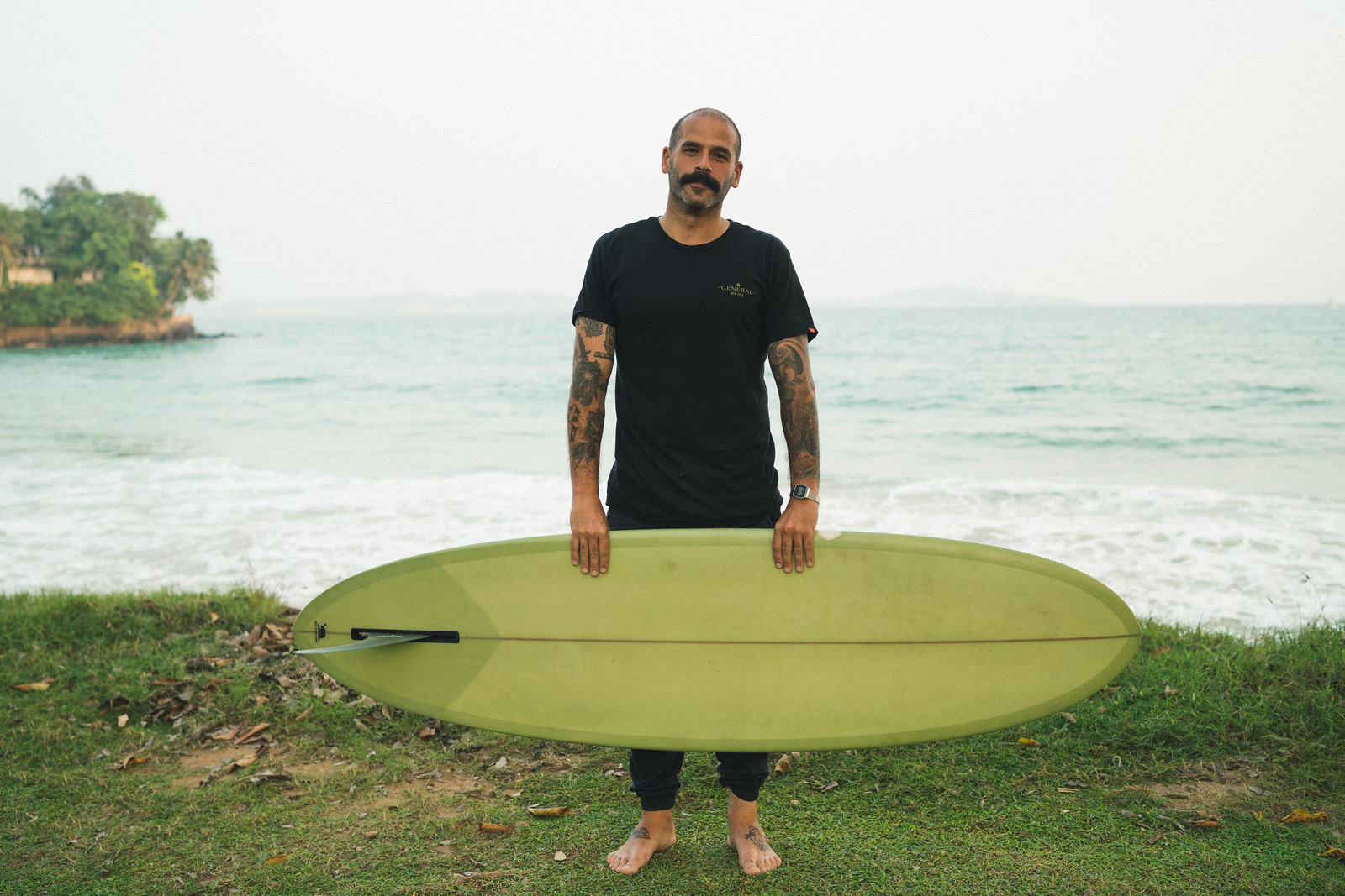 Anis Khoury: On Surfing New York City