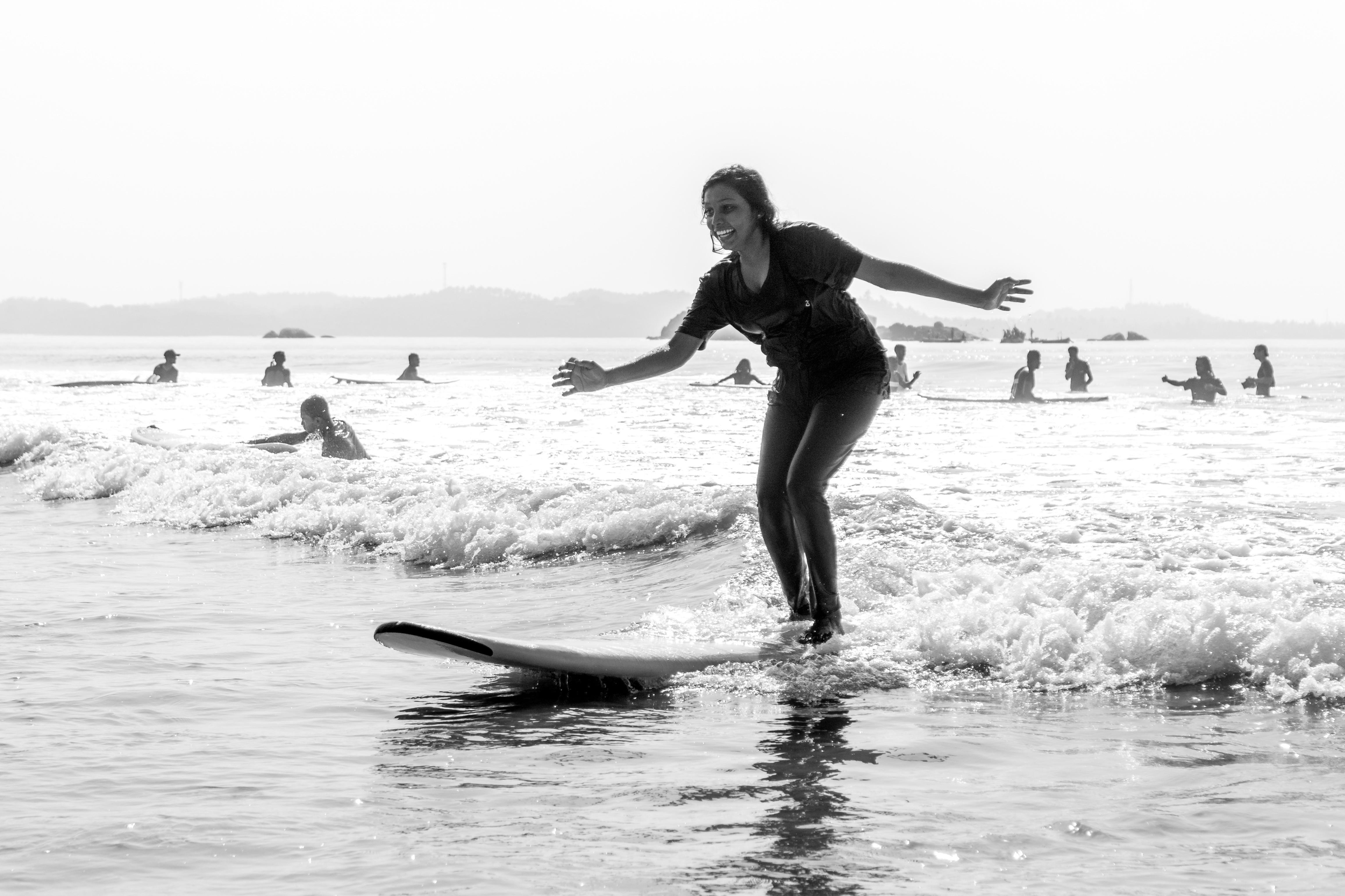 Let your people go surfing!