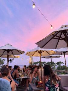 weligama rooftop restaurant happy hour